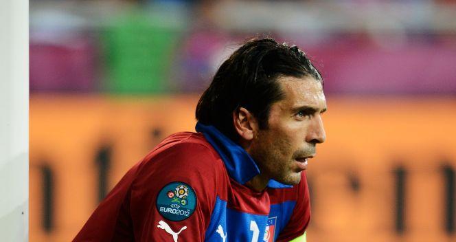 Gianluigi Buffon nie miał zbyt dużo pracy (fot. Getty Images)