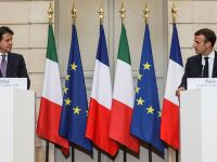 """Włosi oburzeni słowami Macrona. """"Populiści szerzą się jak trąd"""""""