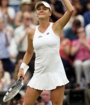 Agnieszka Radwańska (fot. Getty Images)