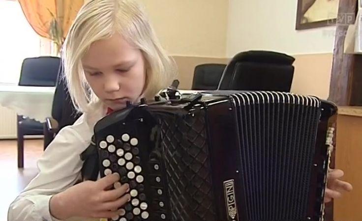 Międzynarodowy sukces 10-letniego akordeonisty z Solca Kujawskiego