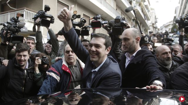 Exit poll: lewicowa Syriza wygrywa wyborczy wyścig do greckiego parlamentu