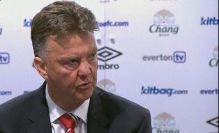 Van Gaal: już przed meczem wiedziałem, że coś jest nie tak...