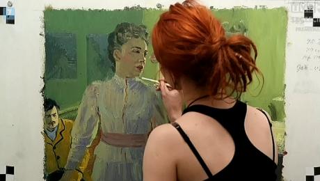Jak malowałyśmy Vincenta
