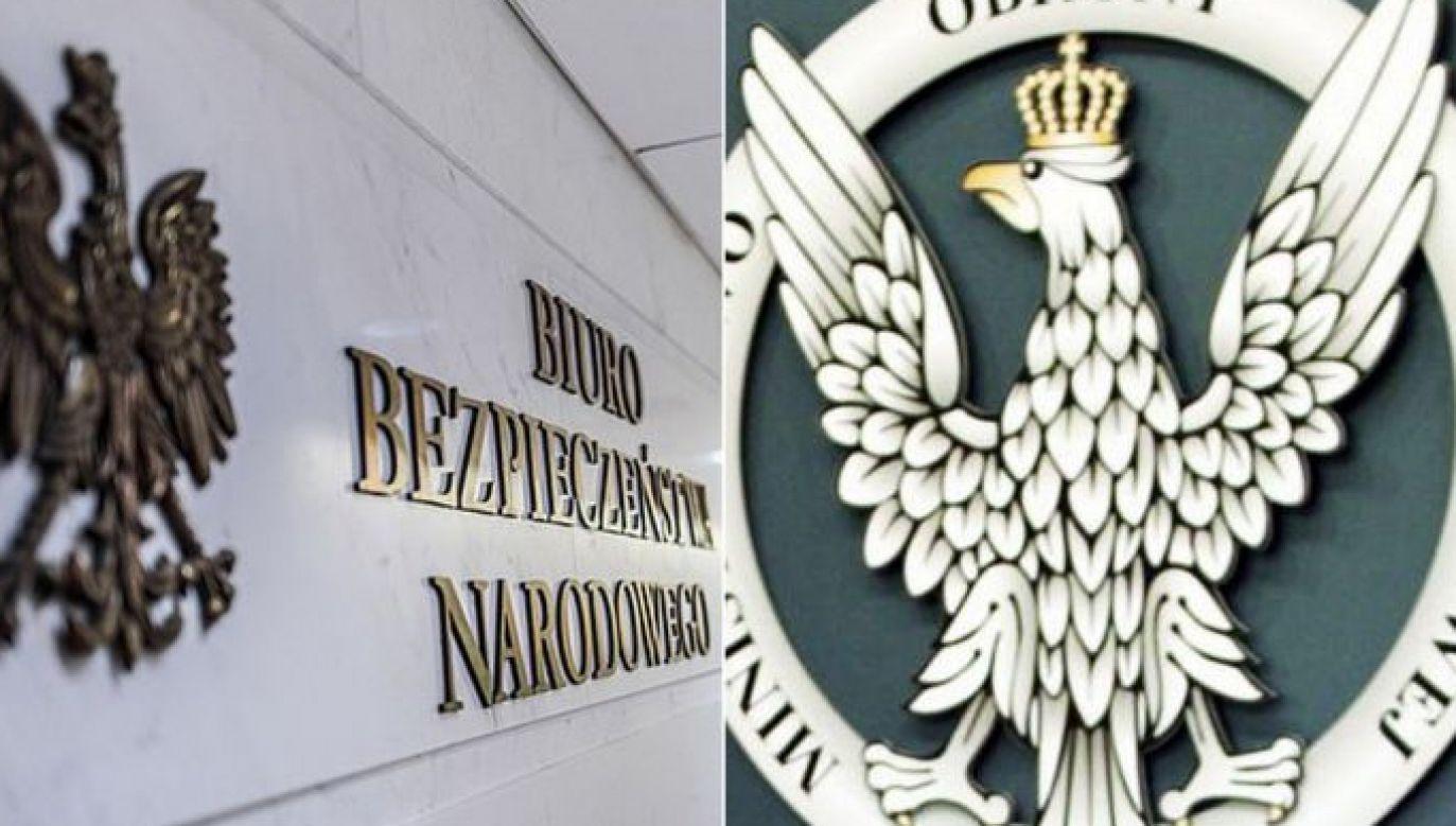 Zdaniem Łapińskiego prezydentowi zależy, żeby doszło do naprawy relacji między MON a BNN (fot. arch.)
