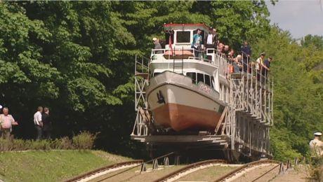 Kanał Elbląski ponownie dostępny dla turystów!
