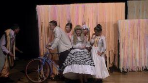 """Bursa Szkół Artyst.w Lublinie, Teatr Satyry Zielona Mrówa - """"Niech się miota złość na cię, czyli mówcie bajki i satyry rzetelne"""""""
