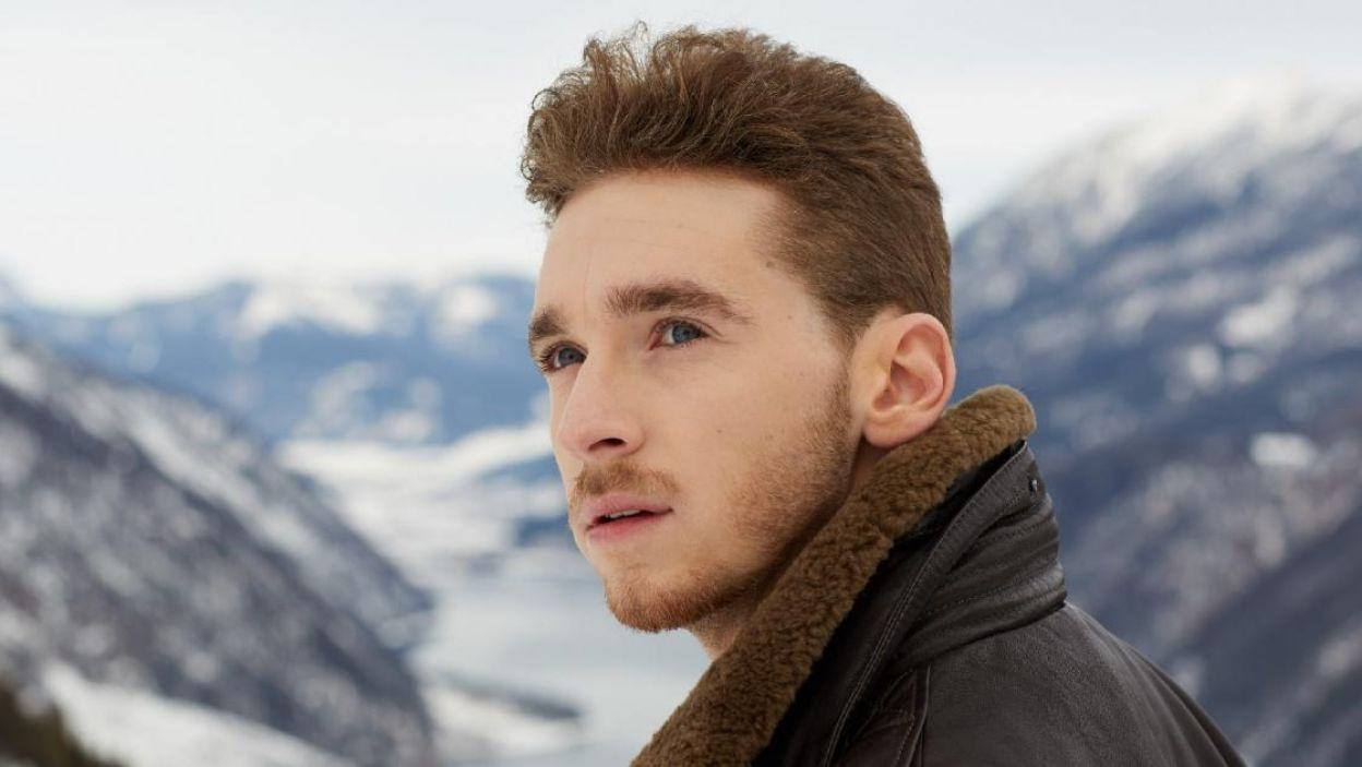 Nathan Trent, Austria, wokalista, autor piosenek, odnajduje się w gatunkach pop oraz R'n'B. Zaczął naukę gry na instrumentach mając trzy latka, a pierwsze teksty napisał w wieku 11 lat (fot. Eurovision.tv)