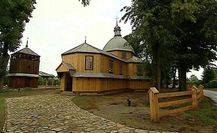 Cerkiew w Dachnowie uratowana przed zniszczeniem