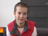 Glejak u 14-letniej Małgosi