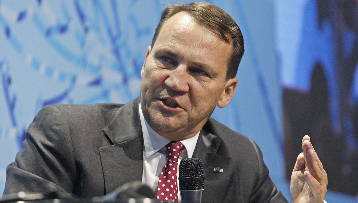 Radosław Sikorski (fot. Vladimir Shtanko/Anadolu Agency/Getty Images)