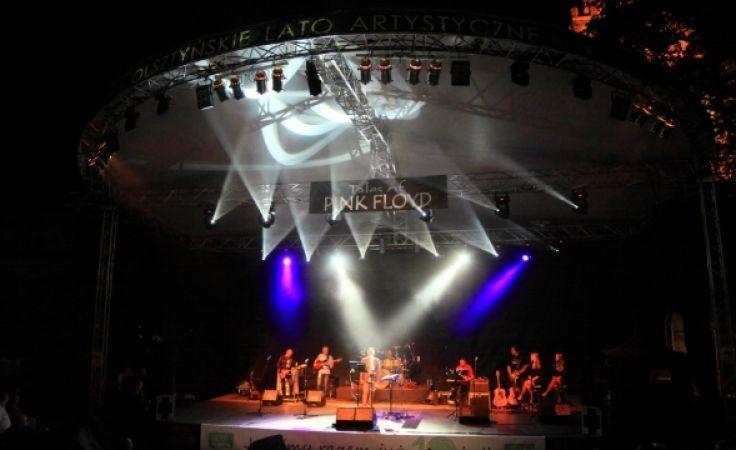 Dziękujemy, ze byliście z nami na koncercie Tales Of Pink Floyd, kończącym obchody 10-lecia TVP Olsztyn
