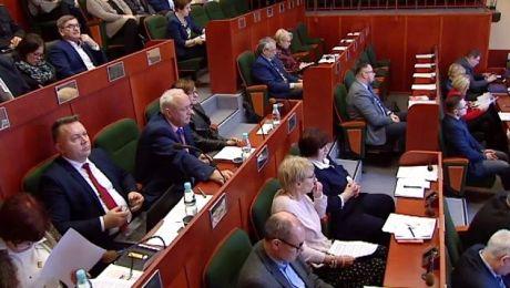 W Olsztynie odbyła się 34. sesja sejmiku wojewódzkiego