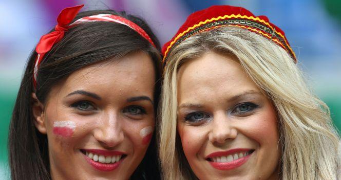 Polskie dziewczyny czy greckie? Sami zdecydujcie (fot. Getty)