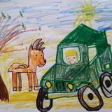 Piotr Ignar, 6 lat, Garlice