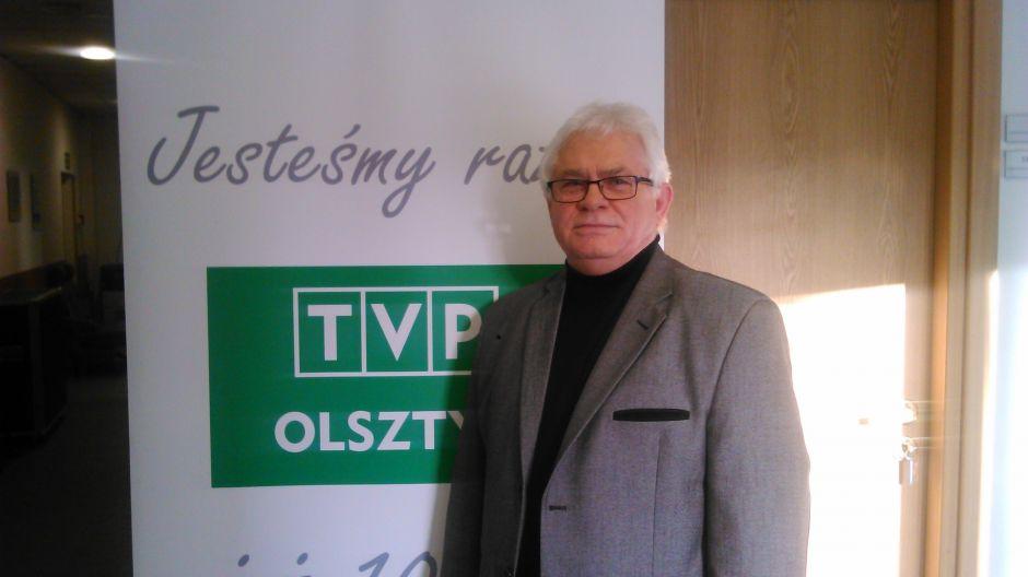 Jerzy Piekarz, Powiatowy Lekarz Weterynarii w Szczytnie.