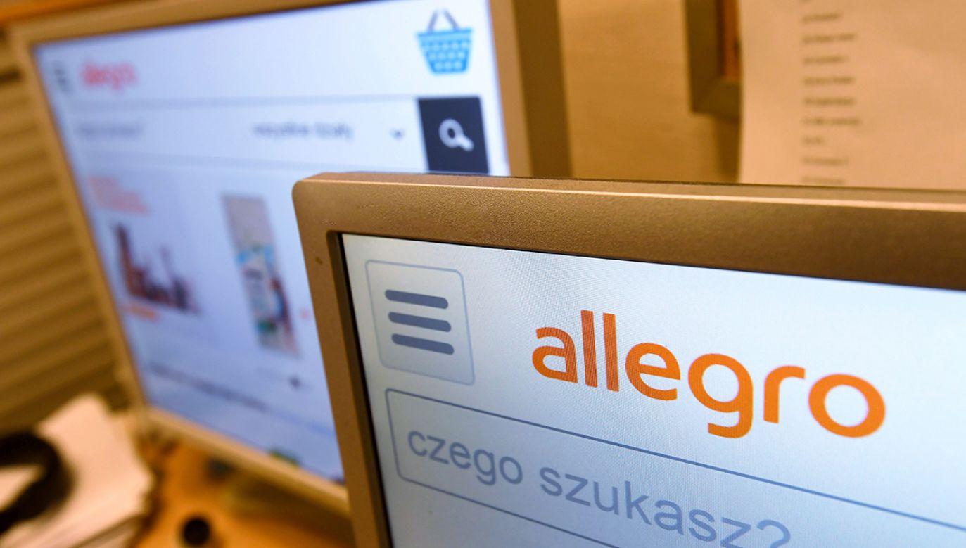 W styczniu PZU zawarło porozumienie o współpracy strategicznej z Allegro (fot. arch. PAP/Bartłomiej Zborowski)