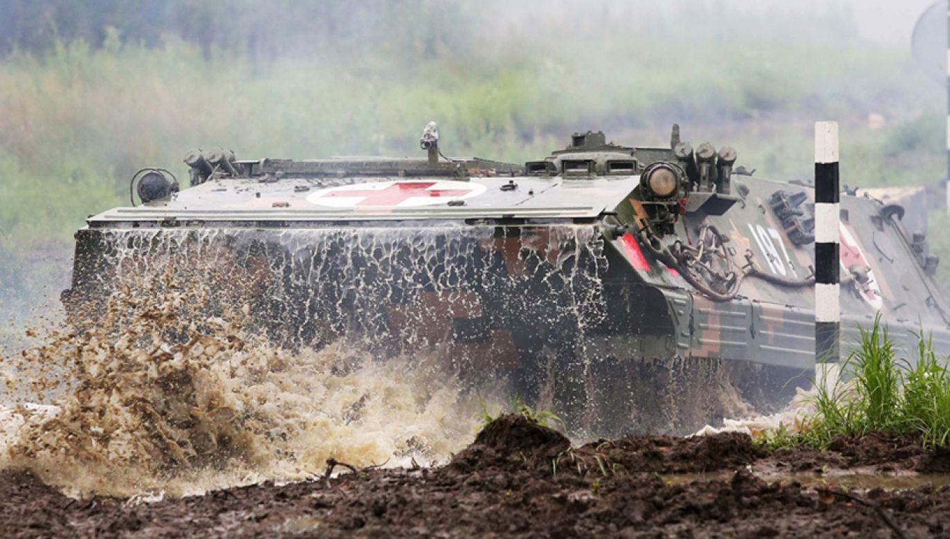 Zawieszenie broni między Kijowem a prorosyjskimi separatystami na wschodzie Ukrainy staje się coraz bardziej kruche (fot.eng.mil.ru)