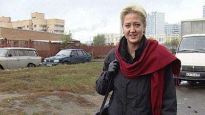 Szerokie tory - Jeden dzień z życia bezdomnego chłopca w Moskwie