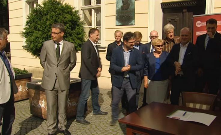 Bezpartyjni podpisali umowę o współpracy i wspólnych wyborach
