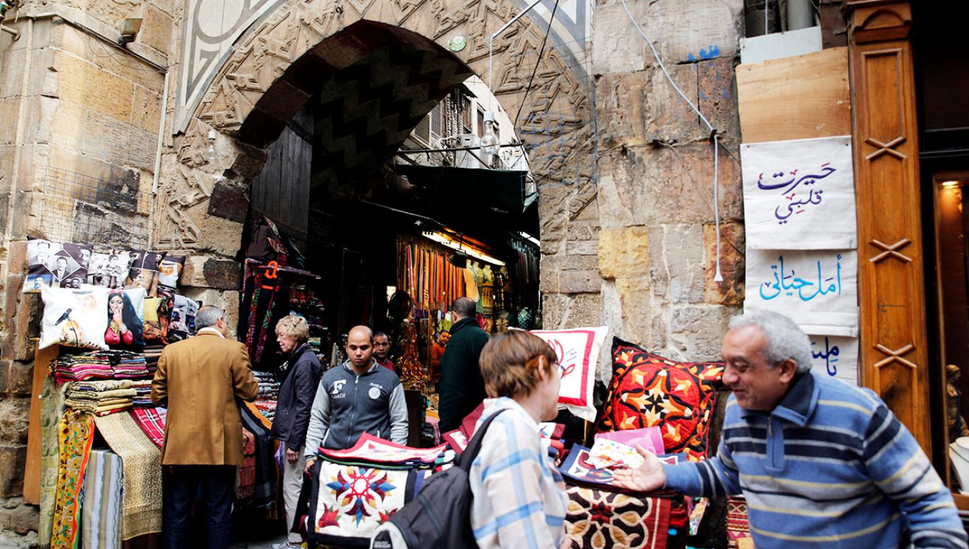 W ostatnich latach branża turystyczna w Egipcie podupadła (fot. REUTERS/Amr Abdallah Dalsh)