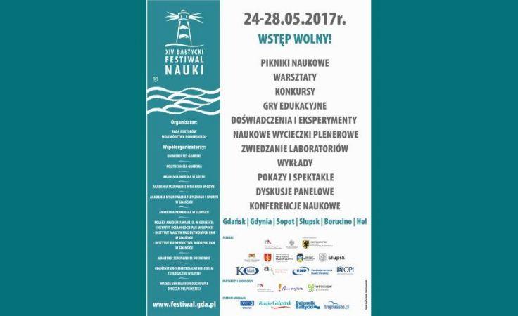 XIV Bałtycki Festiwal Nauki