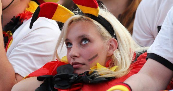 Jednak z fanek drużyny prowadzonej przez Joachima Loewa (fot. Getty Images)