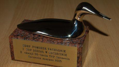 Nagroda Dziennikarzy RP dla TVP Szczecin