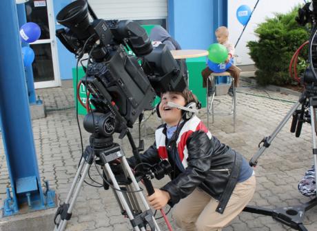 Dzień Otwarty w Telewizji Rzeszów (I)