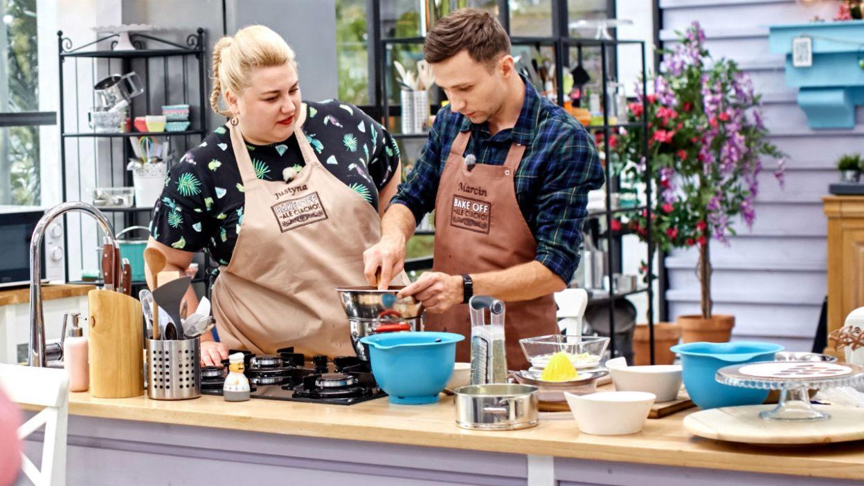 """Po sześciu odcinkach w kuchni """"Bake Off"""", już wszyscy zdążyli się polubić (fot. TVP)"""