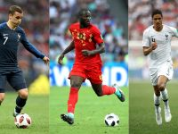 Mbappe, Lukaku, Hazard... Jedenastka mundialu