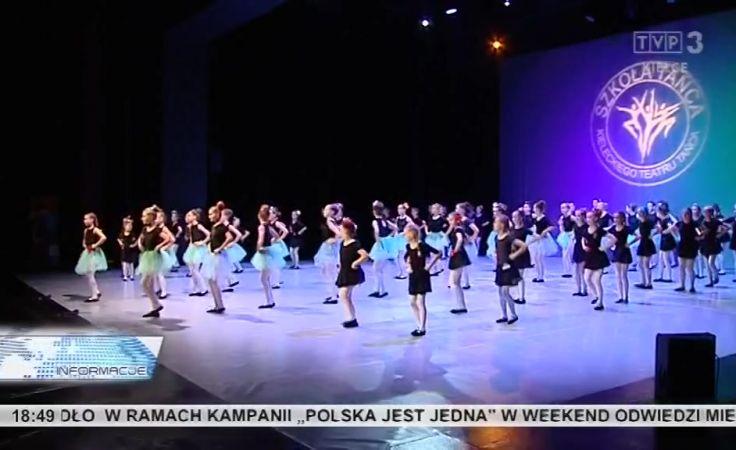 Dwa dni tańca i ponad tysiąc tancerzy. Wielka gala Kieleckiego Teatru Tańca
