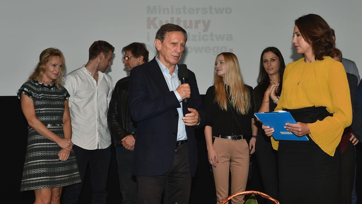 Przedstawienie zaprezentowano na specjalnym pokazie (fot. I. Sobieszczuk)