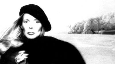 Legendy Rocka - Joni Mitchell