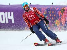 Drugie miejsce zajęła jej rodaczka – Kelsey Serwa (fot. Getty Images)
