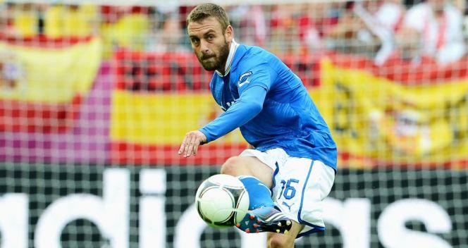 Daniele de Rossi – wielki piłkarski wojownik środka pola (fot. Getty Images)