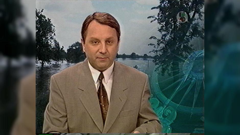 Jan Kędzierski (fot. arch. TVP3 Wrocław)