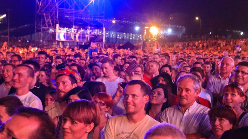 Koncert jubileuszowy z okazji 150-lecia Katowic/086
