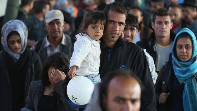 Będą kary za brak przyjęcia uchodźców? (fot. Sean Gallup / Staff / Getty Images)