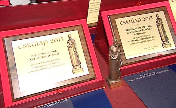 Nagrody dla najlepszych lekarzy