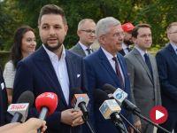 Patryk Jaki zaprezentował skład sztabu wyborczego