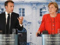 Merkel i Macron chcą solidarnie odsyłać niedoszłych azylantów