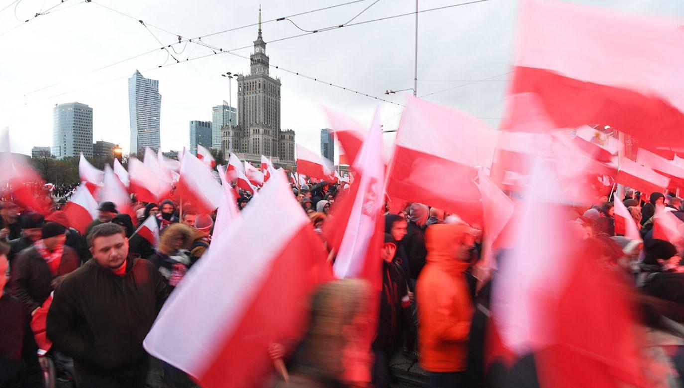 Polska ambasada w USA interweniuje w sprawie fake newsów (fot. PAP/Bartłomiej Zborowski)