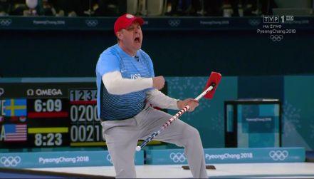 Co za zagranie! End wart pięć punktów i olimpijskie złoto