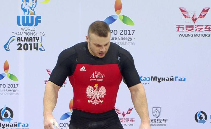 Adrian Zieliński zapewnia, że nigdy nie brał świadomie dopingu