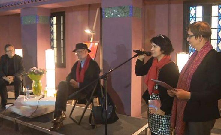 Spotkanie z Pawłem Huelle rozpoczęło Festiwal Mendelsohna