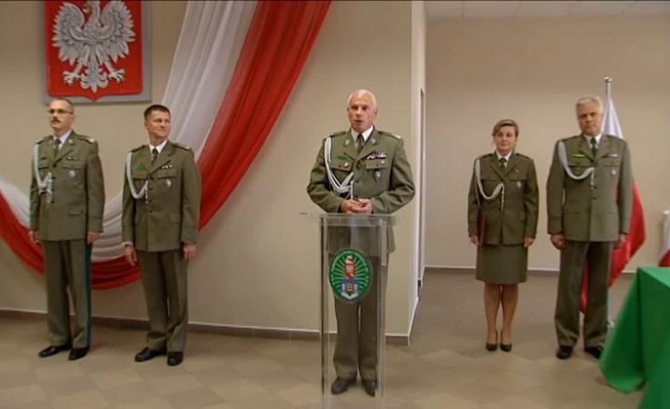 W. Skowronek zarządza pogranicznikami. Zmiana na stanowisku