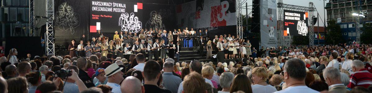 Hymn walczącej Warszawy