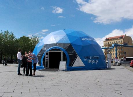 Wrocław w Berlinie na 25-lecie współpracy