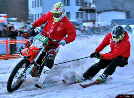Mistrzostwa w skijoeringu