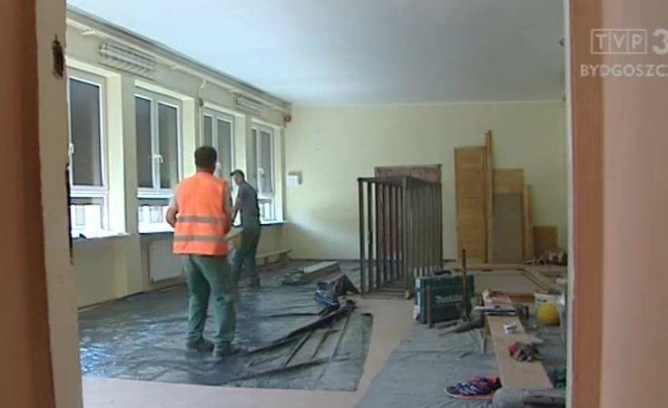 Remonty w kilkudziesięciu placówkach oświatowych w Bydgoszczy